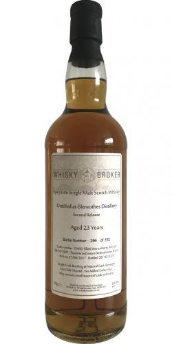 Whiskybroker Glenrothes Single Cask Caskstrength