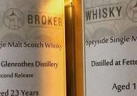 Glenrothes Whiskybroker Fettercairn